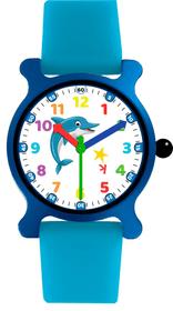 Dolphin Armbanduhr Superkids 760526800000 Bild Nr. 1