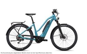 Upstreet5 7.10 E-Trekkingbike FLYER 463368100441 Farbe Hellblau Rahmengrösse M Bild Nr. 1