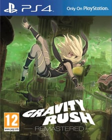 PS4 - Gravity Rush Remastered Box 785300120790 Photo no. 1