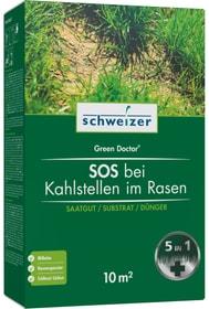 SOS gazon lacunaire - Green Doctor, 10 m² Semences de gazon Eric Schweizer 659290400000 Photo no. 1
