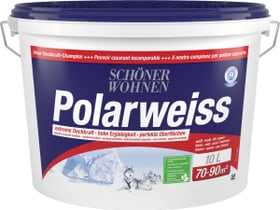 Polarweiss Bianco 10 l Schöner Wohnen 660915800000 Colore Bianco Contenuto 10.0 l N. figura 1