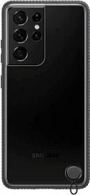 Clear Protective Cover Black Hülle Samsung 785300157300 Bild Nr. 1