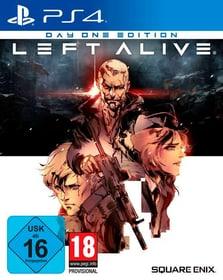 PS4 - Left Alive Day One Edition Box 785300141930 Lingua Tedesco Piattaforma Sony PlayStation 4 N. figura 1