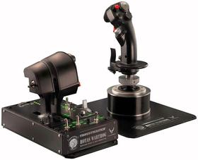 Hotas Warthog Flight Stick + Throttle Flight Stick Thrustmaster 785300126934 Photo no. 1