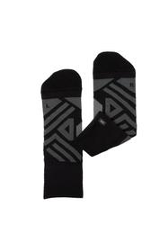 Mid Sock Laufsocken On 497182735820 Farbe schwarz Grösse 36-37 Bild-Nr. 1