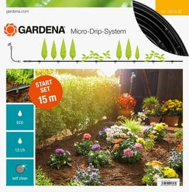 Micro-Drip-System Grundset Gardena 630529700000 Bild Nr. 1