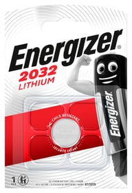 CR2032 1 pièce pile bouton Knopfzelle Energizer 792204800000 Photo no. 1