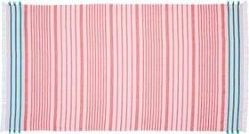 KIMA Hamamtuch 450876922330 Farbe Rot Grösse B: 100.0 cm x H: 180.0 cm Bild Nr. 1