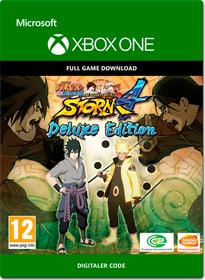 Xbox One - Naruto Ultimate Ninja Storm 4 - Deluxe Edition Download (ESD) 785300138654 Photo no. 1