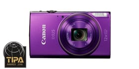 IXUS 285 HS violet Appareil photo compact Canon 785300123637 Photo no. 1