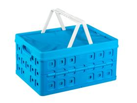 Klappbox mit Kühltasche 32L 603758100000 Bild Nr. 1