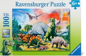 Unter Dinosauriern Puzzle Puzzle Ravensburger 748978100000 Bild Nr. 1