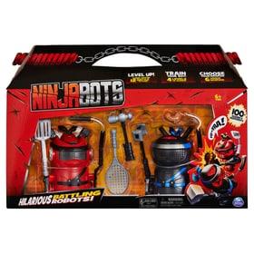 Ninja Bots Double Pack Figure giocattolo Spin Master 746242700000 N. figura 1