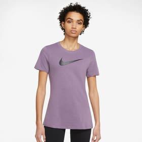 Dri-Fit Training T-Shirt Fitnessshirt Nike 468035100391 Grösse S Farbe lila Bild-Nr. 1