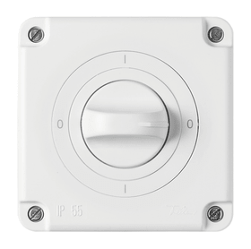 NUP S0 Interrupteur rotatif mouillé Feller 612226200000 Photo no. 1