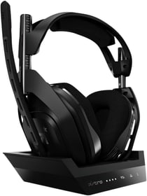 Gaming A50 Wireless Headset + Base Station New 2019 casque micro Astro 785539100000 Photo no. 1