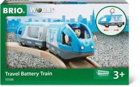 Train de voyageurs à pile (FSC®) Circuits de voitures Brio 746335200000 Photo no. 1