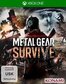 Metal Gear Survive [XONE] (D/F) Box 785300131163 Photo no. 1