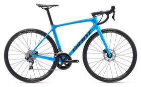 TCR Advanced 1 Disc Rennvelo Road Giant 463370300540 Farbe blau Rahmengrösse L Bild Nr. 1