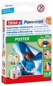 Powerstrips Poster, 20 Strips Haken Tesa 675670300000 Bild Nr. 1