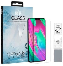 "Display-Glas ""2.5D Glass clear"" Protection d'écran Eiger 785300149371 Photo no. 1"