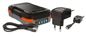 Akku 12V 1.5AH Li-Ion USB mit Ladekabel Black&Decker 9000041676 Bild Nr. 1