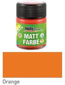 C.KREUL Acryl Mattfarbe Gelb 50ml C.Kreul 665526700030 Farbe Orange Bild Nr. 1