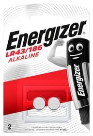 LR43/186 1.5V (2Stk.) Knopfzelle Energizer 792209400000 Bild Nr. 1