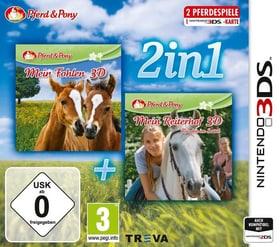 3DS - 2in1: Mein Fohlen + Reiterhof D Box 785300144879 Bild Nr. 1