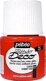 Pébéo Deco cherry red 83 Pebeo 663513008300 N. figura 1
