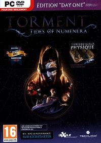PC -  Torment: Tides of Numenera Day One Edition Box 785300121918 Bild Nr. 1