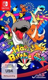 Switch - Happy Birthdays (E/d) Box 785300133097 Photo no. 1