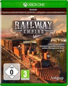 Xbox One - Railway Empire - D Box 785300131610 Photo no. 1