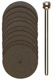 Trennscheiben-Set 10 Stk. Zubehör Schneiden Proxxon 616040600000 Bild Nr. 1