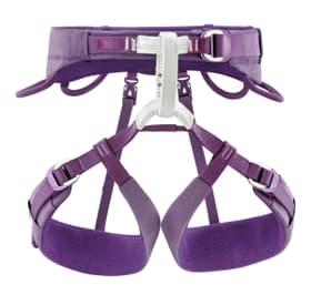 Luna Damen-Klettergurt Petzl 464618600345 Grösse S Farbe violett Bild-Nr. 1