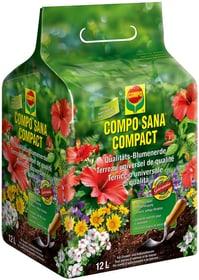 Compact Terreau universel de qualité, 12 l Terreau universel Compo Sana 658015700000 Photo no. 1