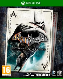 Xbox One - Batman: Return to Arkham Box 785300121454 Bild Nr. 1