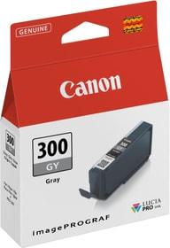 PFI-300 Cartouche d'encre gris Cartouche d'encre Canon 798289600000 Photo no. 1