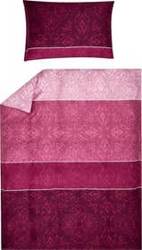 SAMIRA Federa per cuscino raso 451304510833 Colore Rosso scuro Dimensioni L: 50.0 cm x A: 70.0 cm N. figura 1