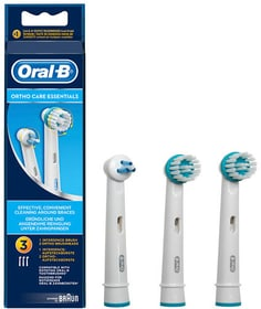 Ortho Care Essentials Kit 3er Aufsteckbürsten Oral-B 717976000000 Bild Nr. 1