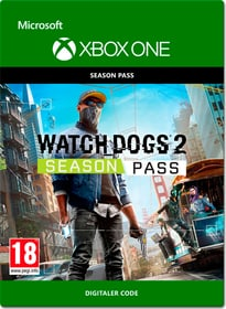 Xbox One - Watch Dogs 2 Season Pass Download (ESD) 785300137278 Bild Nr. 1