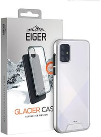 Galaxy A71 Hard Cover trransparent Coque Eiger 798661200000 Photo no. 1
