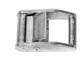 Fibbia morsetto zincato per cinghia da 25mm Meister 604744900000 N. figura 1