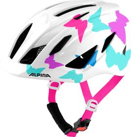 Pico Velohelm Alpina 465213850710 Grösse 50-55 Farbe weiss Bild-Nr. 1