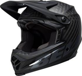 Full 9 Carbon Fullface Helm Bell 465051051020 Grösse 51-55 Farbe schwarz Bild-Nr. 1