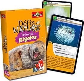 Defis nature animaux rigolos (FR) Gesellschaftsspiel 748957790100 Sprache FR Bild Nr. 1