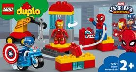 DUPLO 10921 Le labo des super LEGO® 748732300000 Photo no. 1