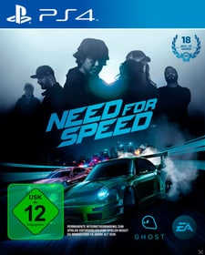 Need for Speed [PS4] (D) Box 785300129017 Photo no. 1