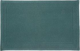 NAVE Tapis en tissu éponge 450854721563 Couleur vert foncé Dimensions L: 50.0 cm x H: 80.0 cm Photo no. 1