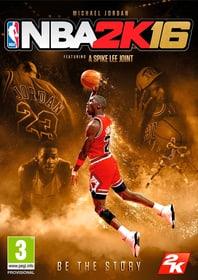 PC - NBA 2K16 - Michael Jordan Edition